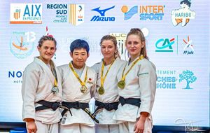 Tournoi International Aix juniors
