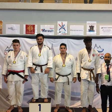 Tournoi Excellence cadets/juniors Agde